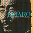 Kitaro Live in America by Kitaro (CD, Oct-1999, Domo Records)