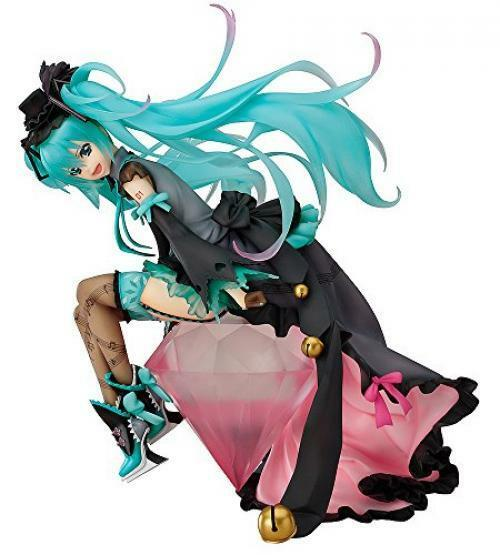 1//7 Scale Pvc Hatsune Miku Hsp Ver Character Vocal Series 01
