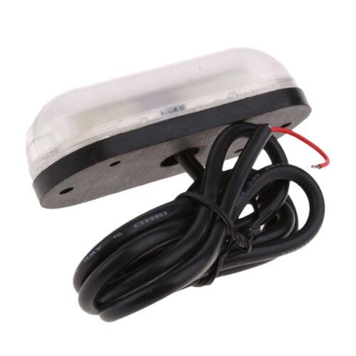 12V LED Unterwasserlicht Unterwasserbeleuchtung Unterwasserstrahler