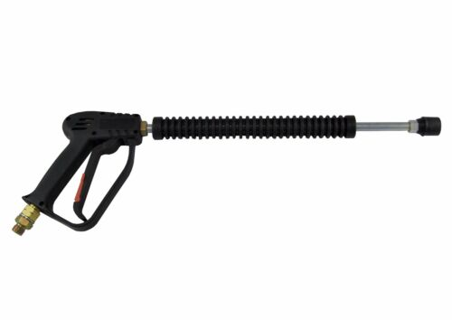 Lavadora A Presión Jet lavado Pistola Y Lanza De 1//4 De Pulgadas Entrada Macho