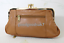New Ladies Soft Leather Ball Snap Clasp 2 Zips Purse Clutch //Coin Bag Wallet