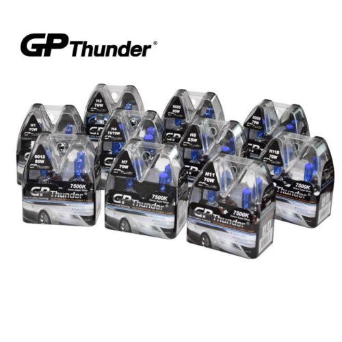 GP-Thunder 7500K H16 5202 9009 PS24W 12086 35W Super White Xenon Light Bulbs