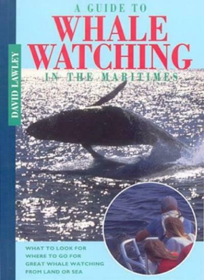 Guide to Whalewatching in the Maritimes By David Lawley