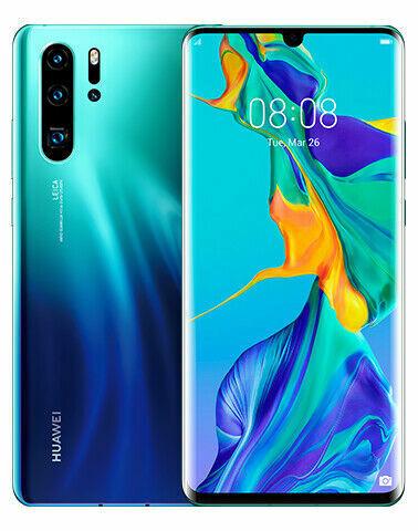 Huawei P30 Pro VOG-L29 - 256GB - Aurora (Ohne Simlock) (8GB RAM) Dual Sim, NEU!