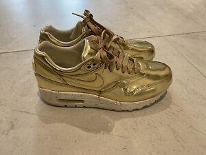 Nike Air Ladies Liquid Metallic Gold