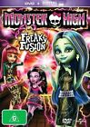 Monster High - Freaky Fusion (DVD, 2014)