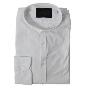 RRD-Camicia-Uomo-Colore-Bianco-tg-varie-NUOVA-COLLEZIONE-S-S-19