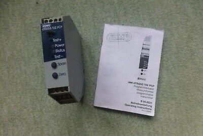 Jumo dTrans 707021//888-888-23 T02 PCP Messumformer
