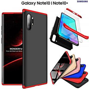 COVER-per-Samsung-Galaxy-Note-10-Plus-CUSTODIA-Fronte-Retro-360-ORIGINALE-ARMOR