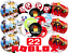 ROBLOX-CAKE-TOPPERS-BANNER-DECORATIONS-PARTY-SUPPLIES-BALLOON-CUPCAKE-BALLOON thumbnail 17