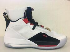 db0d6edd534cda item 2 Nike Air Jordan 33 Future of Flight White Gold Black AQ8830 100 Mens Size  14 -Nike Air Jordan 33 Future of Flight White Gold Black AQ8830 100 Mens ...