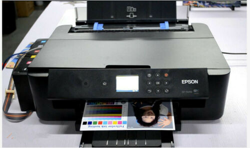 Empty CISS installed chips for Epson Expression Photo HD XP-15000 //15010 printer
