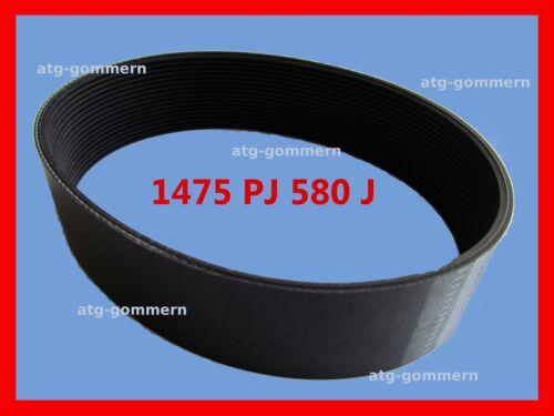 Pj1475 Poly-V correa plana correa estriadas pj 1475 580 J