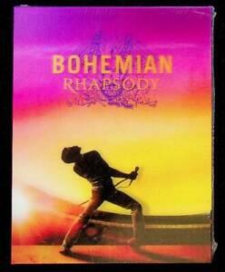 RARO-Bohemian-Rhapsody-Lenticular-Full-Slip-Numerata-N-0291-Blu-ray-D208005