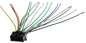 s l300 wire harness for pioneer avh x1500dvd avhx1500dvd *pay today ships pioneer avh-x1500dvd wiring harness diagram at bayanpartner.co