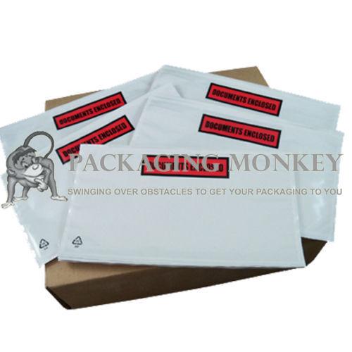 5 000 x dl document imprimé enveloppe portefeuilles clos clos portefeuilles 814576
