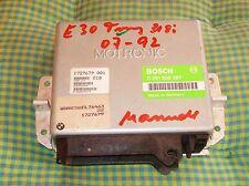 Motorsteuergerät BMW 318i Touring 1.8L  E30  M40 Manuell aus 07-92 0261200387
