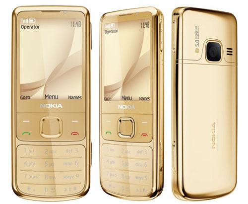Nokia 6700 classic gold (ohne Simlock) WIE NEU