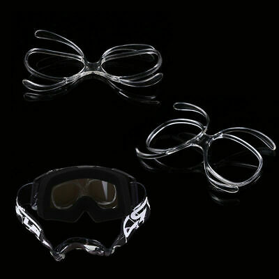 0a318599869e Details about Universal Size Lens Ski Goggles Rx Insert Universal Size  Inner Frame Eyewear