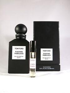 78d665e6be TOM FORD - Fucking Fabulous- Eau de Parfum - 10ml - sample size ...