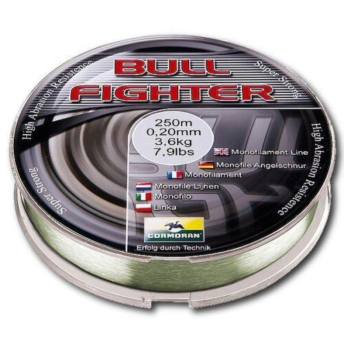 Cormoran Bull Fighter Monofil ficelle 110m Fil de pêche qualité ficelle
