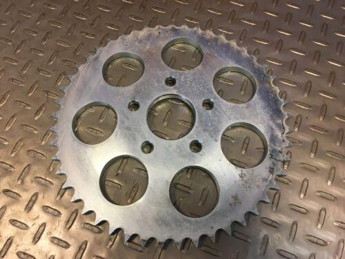 Harley Davidson NORS FL FX Shovelhead 49 Tooth Rear Sprocket 1973-1984 41470-73A