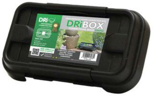 Outdoor Weatherproof 5 m 2 W Secteur plomb Dri Box DryBox Noël Arbre de Noël lumières