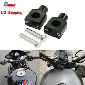 Motorcycle 1/'/' Handle Bar Hand Grips for Harley Sportster XL1200 883 XLH Custom