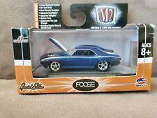 M2 Machines 1:64 Model Kit Release 20 1969 Chevrolet Foose Camaro