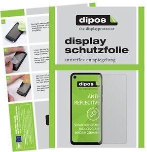 5x-Schutzfolie-fuer-Motorola-P50-Display-Folie-matt-Displayschutzfolie