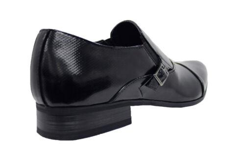 Cérémonie À Chaussures Élégante Chaussures Cuir Noir 40 Verni Classe De Diamond 45 Homme En q4xI7t7Uwn