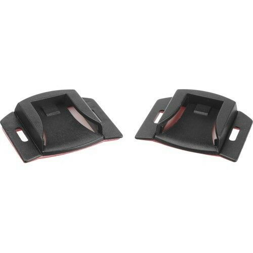 2-Pack Impact Adhesive-Backed Accessory Shoe