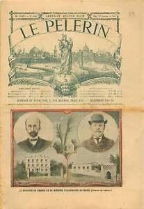 Saint-Rene-Taillandier-Dr-Rosen-Legation-Germany-Maroc-Morocco-1905-ILLUSTRATION