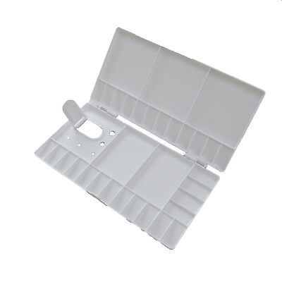 Large Plastic Folding Watercolour Palette