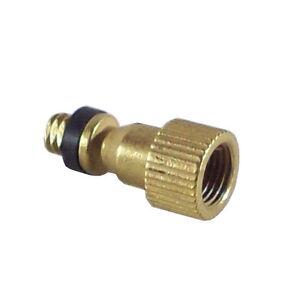 zefal adaptateur valve presta schrader embout pompe raccord voiture compresseur ebay. Black Bedroom Furniture Sets. Home Design Ideas