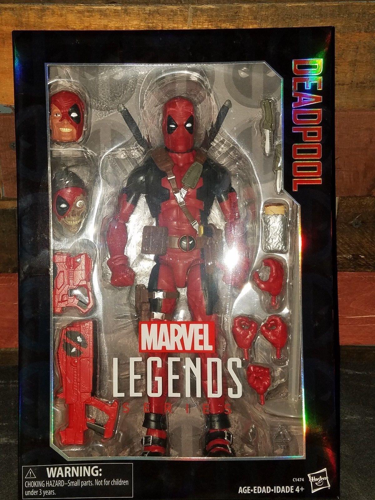 Marvel Legends Series Deadpool 12