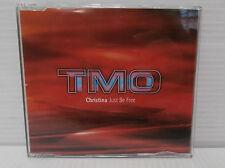Christina Aguilera - Just Be Free - TMO Records - RARE 1st CD Single -1998