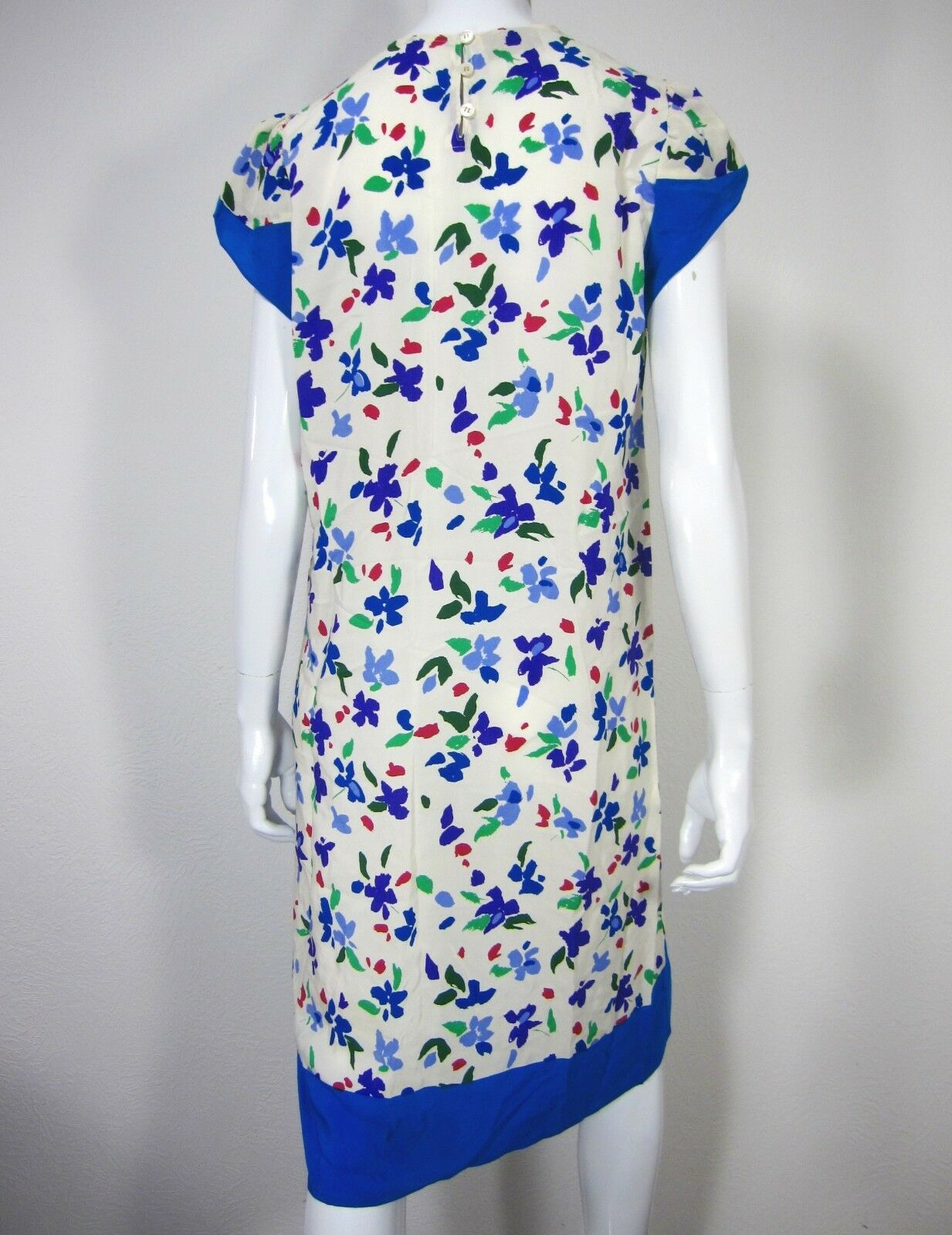 MAGGY LONDON JEANNENE BOOHER SILK SLEEVELESS CREW… - image 7