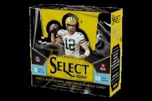 2020 Panini Select Football Hobby Box Group Break (each spot gets 1 team) NFL