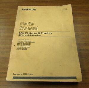 Business & Industrial CAT CATERPILLAR D6H XL SERIES II TRACTOR ...