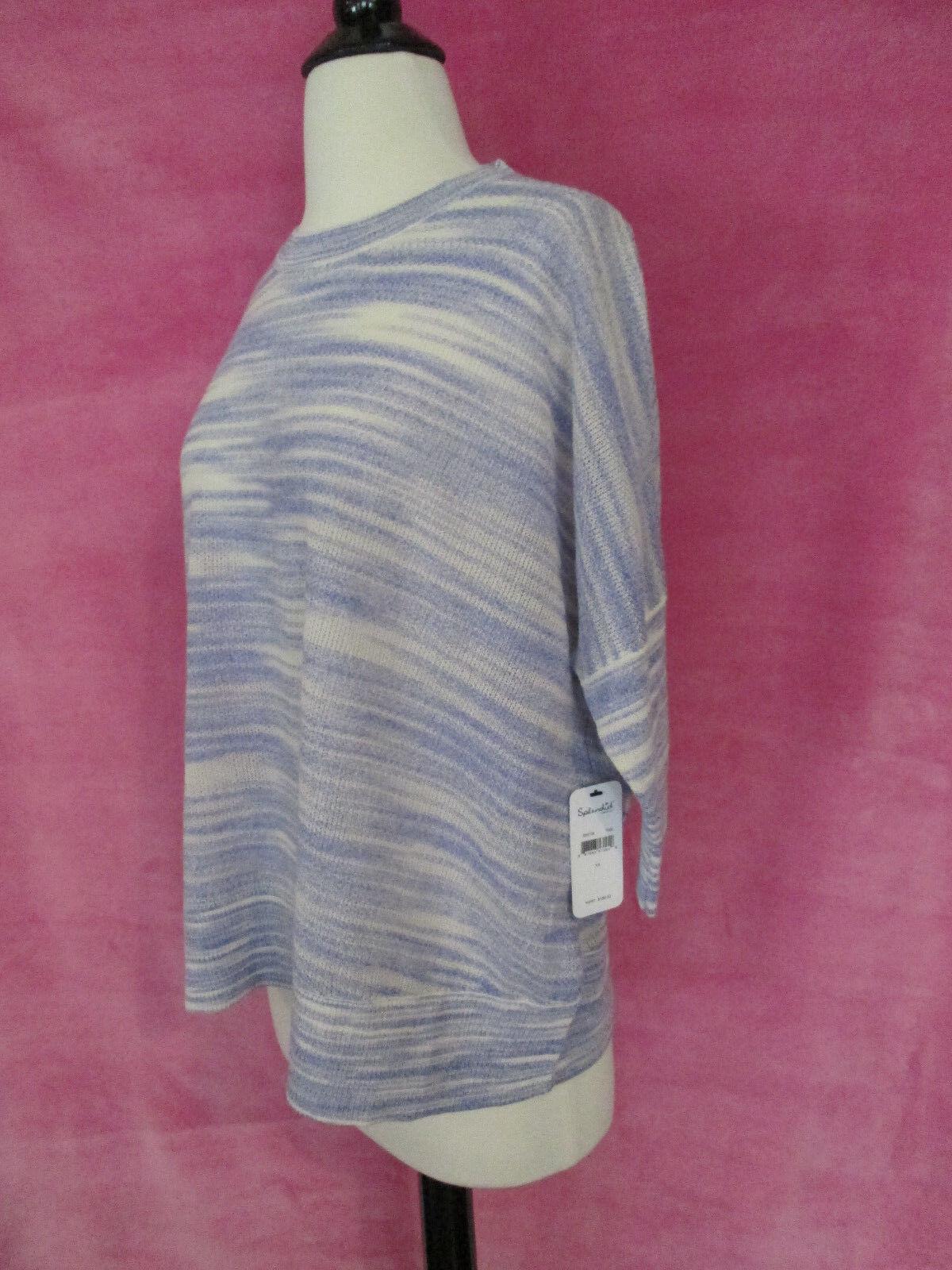 New SPLENDID Space Dye Sweater XS