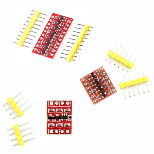 1//5PCS 2//4//8CH I2C IIC Logic Level Converter Module Bi-Directional 5V-3V