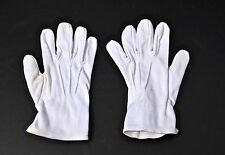 Vietnam US Army Officer's White Gloves circa 1960s -70s/MACV Officer