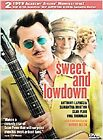 Sweet and Lowdown (DVD, 2000, Closed Captioned Widescreen)