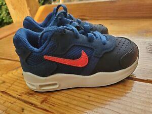 Baby Boys Nike Air Max shoes 7C