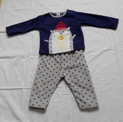 !wie Neu! Baby Anzug Von C&a. Gr. 68. Warm. Kuschelig Weich.
