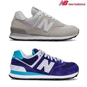 574 new balance doonna blu