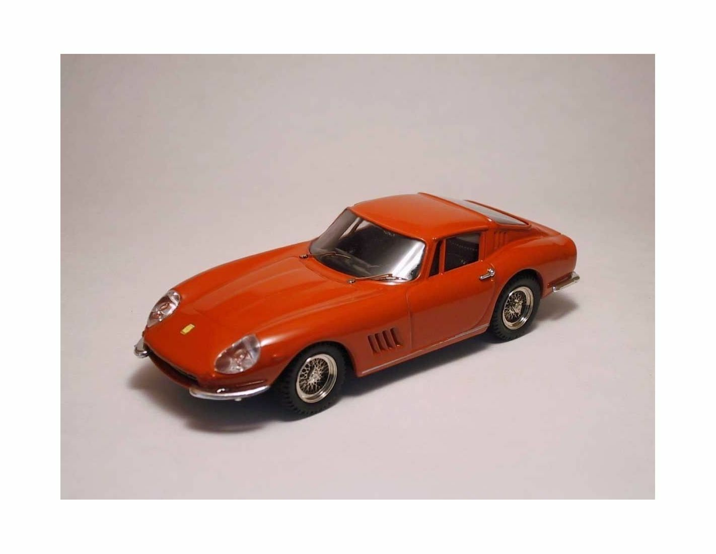 Best Model BT9001 FERRARI 275 GTB/4 COUPE' 1966 rosso 1:43 Modellino