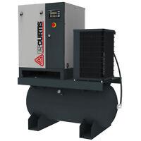 Fs-curtis Es04 Eco Scroll 5-hp 80-gallon Oil-free Air Compressor Ultra Pack W...