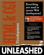 Html and Cgi Unleashed/Book and Cd-Rom